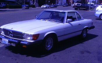 1979 Mercedes-Benz 450SL for sale 100738547