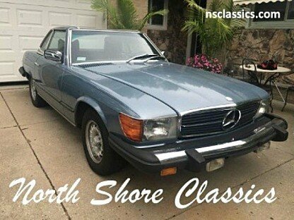 1979 Mercedes-Benz 450SL for sale 100788961
