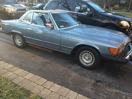 1979 Mercedes-Benz 450SL for sale 100827079
