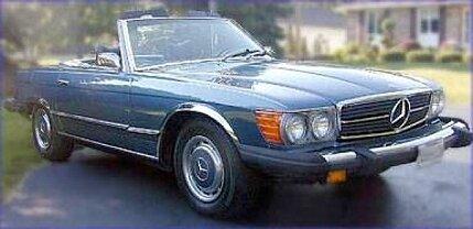 1979 Mercedes-Benz 450SL for sale 100834089