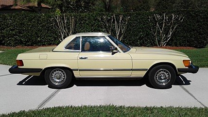 1979 Mercedes-Benz 450SL for sale 100846346