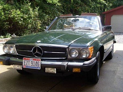 1979 Mercedes-Benz 450SL for sale 100855654