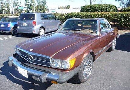 1979 Mercedes-Benz 450SL for sale 100868395