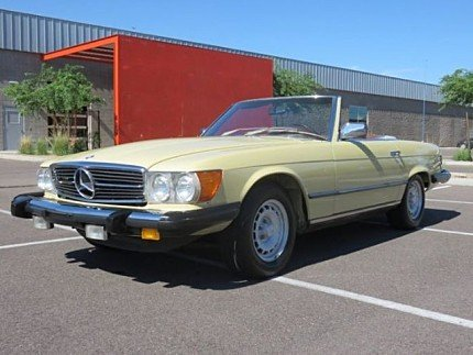 1979 Mercedes-Benz 450SL for sale 100893989