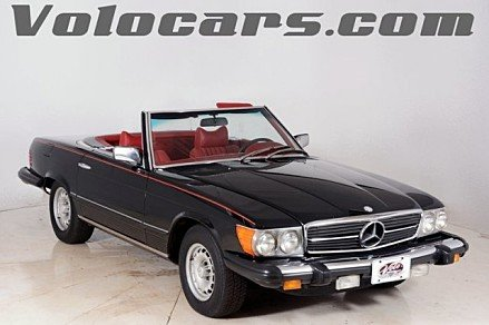 1979 Mercedes-Benz 450SL for sale 100901853
