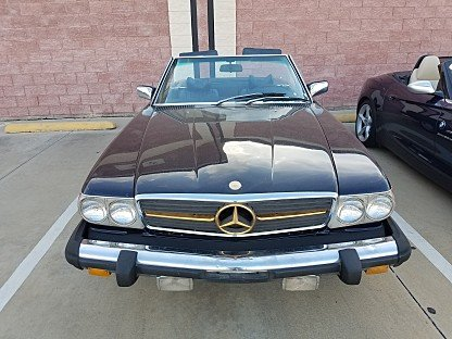 1979 Mercedes-Benz 450SL for sale 100909483