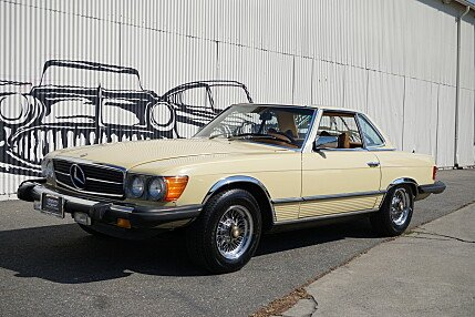 Mercedes benz 450sl classics for sale classics on autotrader for Mercedes benz for sale autotrader