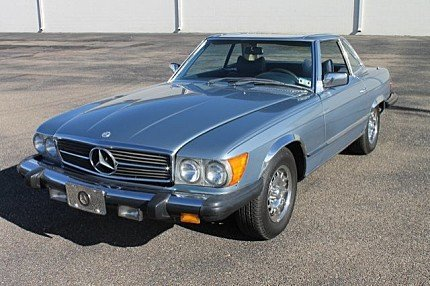 1979 Mercedes-Benz 450SL for sale 100947316