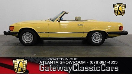 1979 Mercedes-Benz 450SL for sale 100948533