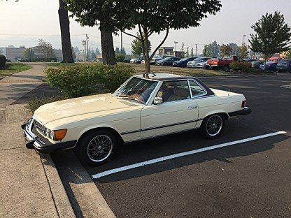1979 Mercedes-Benz 450SL for sale 100960439