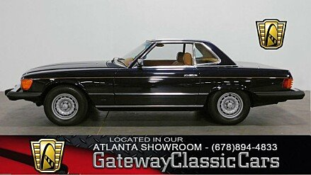 1979 Mercedes-Benz 450SL for sale 100966339