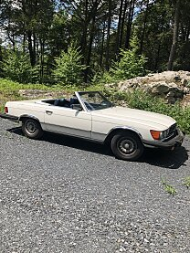 1979 Mercedes-Benz 450SL for sale 101010342