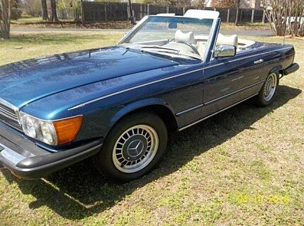 1979 Mercedes-Benz 450SL for sale 101021879