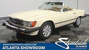 1979 Mercedes-Benz 450SL for sale 101027631