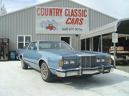 1979 Mercury Cougar for sale 100748430