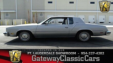 1979 Oldsmobile Cutlass for sale 100971848