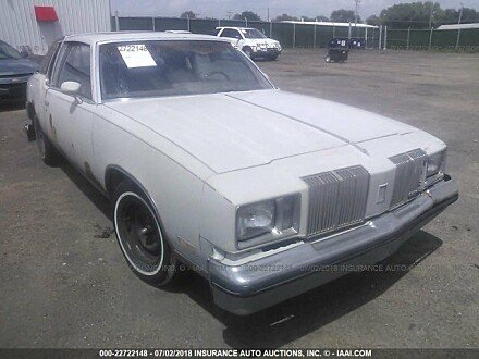 1979 Oldsmobile Cutlass for sale 101016217