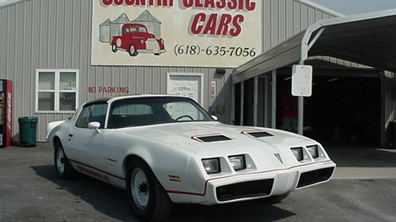 1979 Pontiac Firebird for sale near Staunton, Illinois 62088 ...