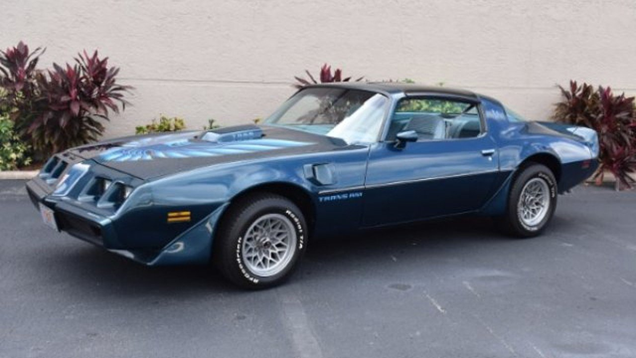 1979 Pontiac Firebird for sale 100943165