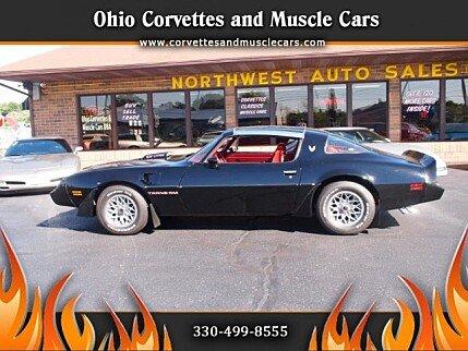 1979 Pontiac Firebird for sale 101036894