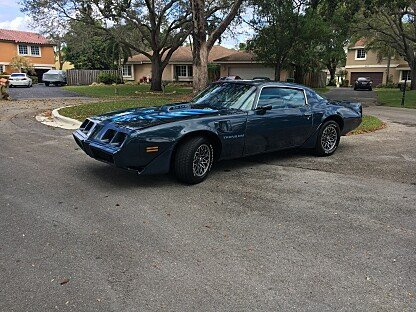 1979 Pontiac Trans Am for sale 100857906