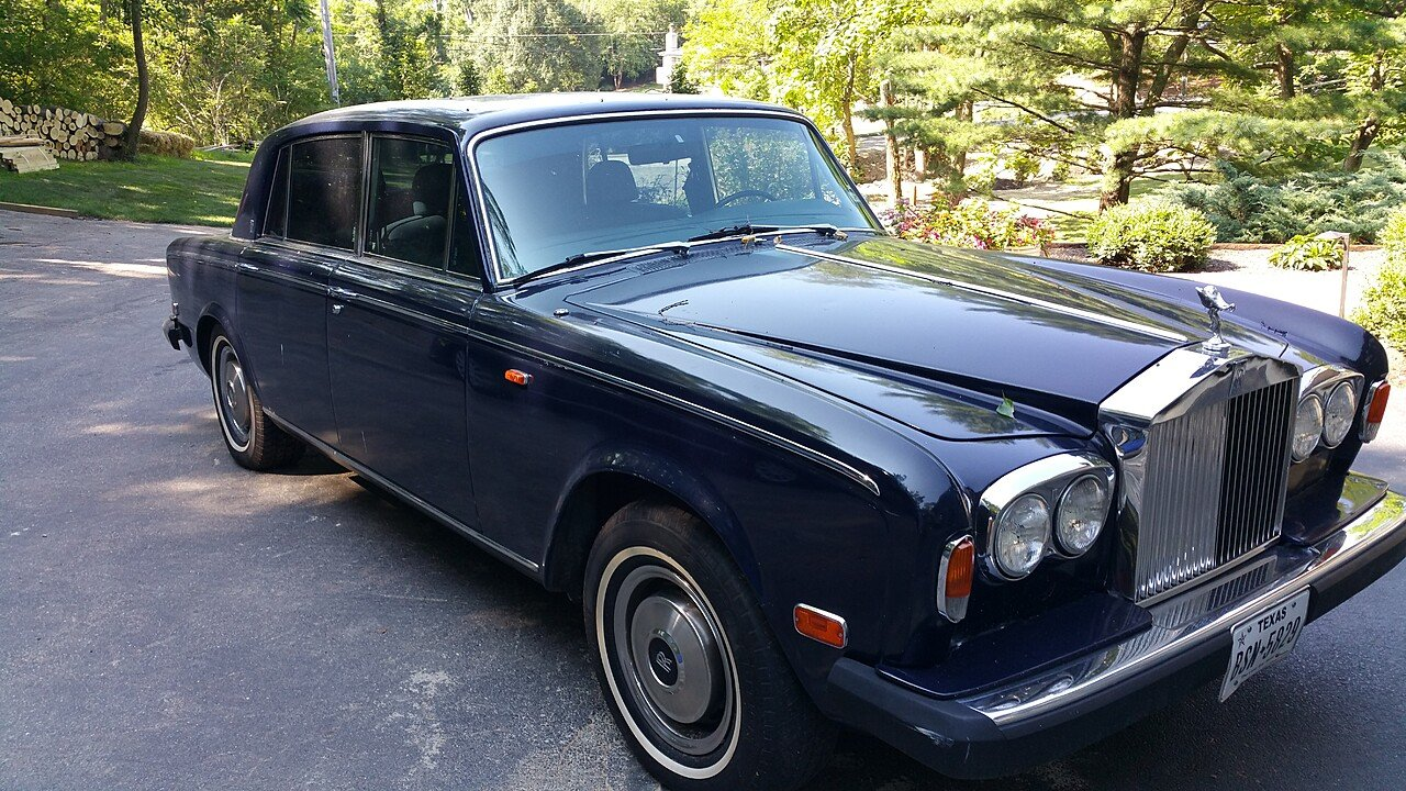 1979 Rolls-Royce Silver Wraith II for sale near Cincinnati, Ohio ...