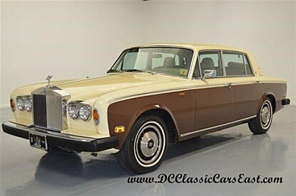 1979 Rolls-Royce Silver Wraith for sale 100813347