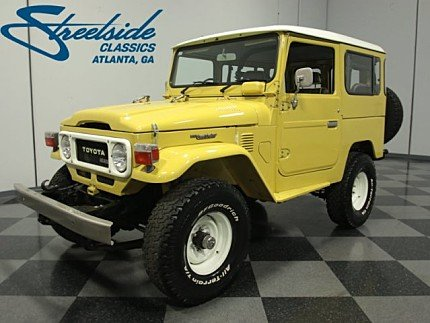 1979 Toyota Land Cruiser for sale 100945655