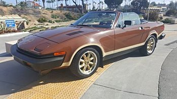 1979 Triumph TR7 for sale 100840287