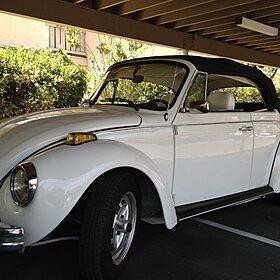 1979 Volkswagen Beetle for sale 100770959
