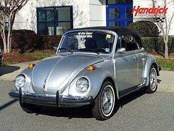 1979 Volkswagen Beetle for sale 100844206