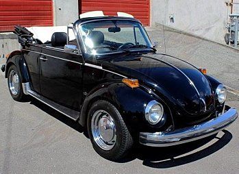 1979 Volkswagen Beetle for sale 100831416
