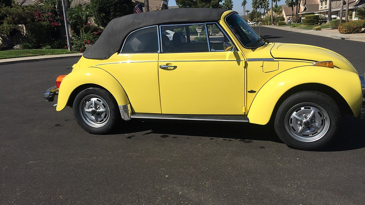 1979 Volkswagen Beetle for sale 100838654