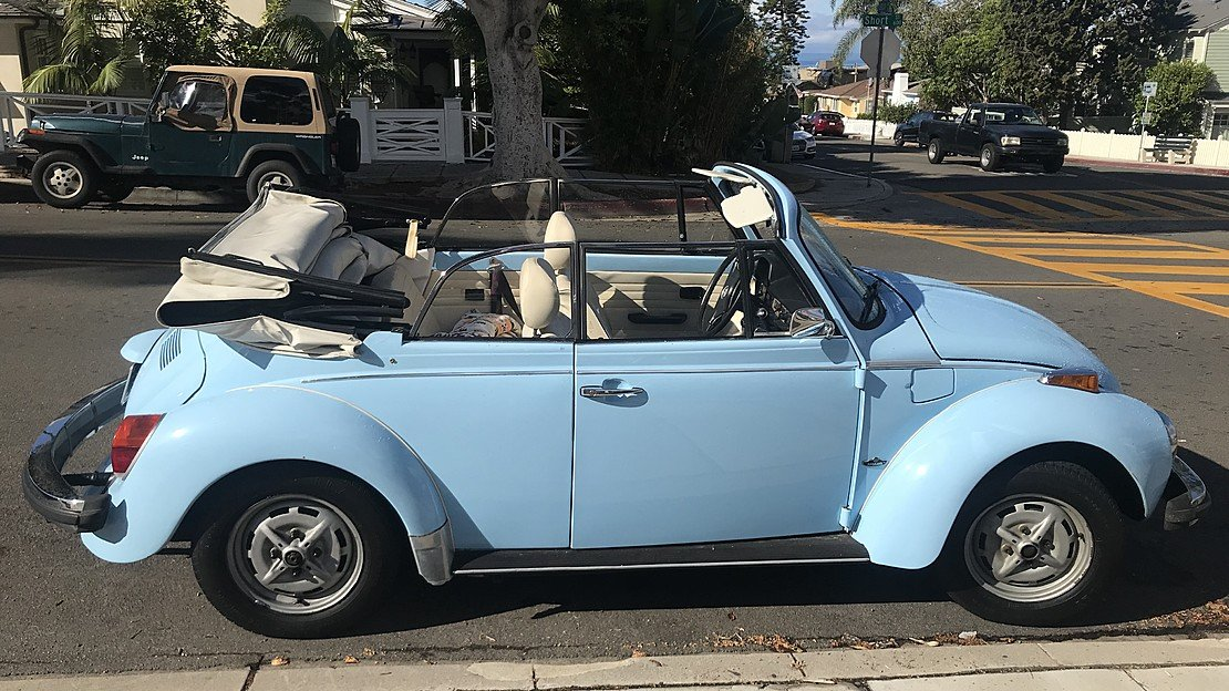 1979 Volkswagen Beetle Convertible for sale 101037545