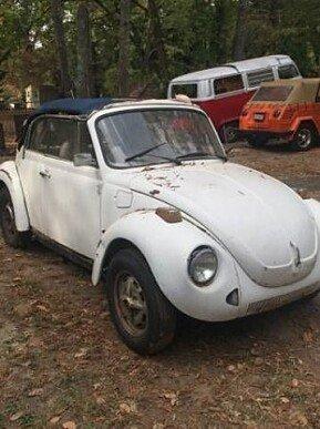 1979 Volkswagen Beetle for sale 100830491