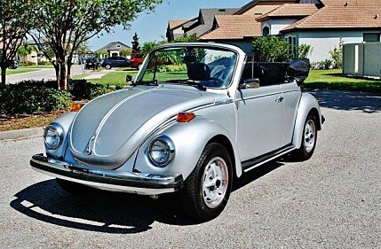 1979 Volkswagen Beetle for sale 100911243