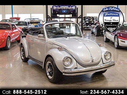 1979 Volkswagen Beetle for sale 100924748