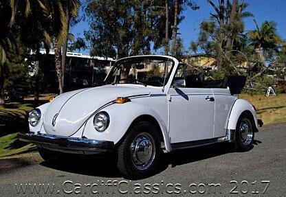 1979 Volkswagen Beetle for sale 100940782