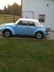 1979 Volkswagen Beetle Convertible for sale 100960640