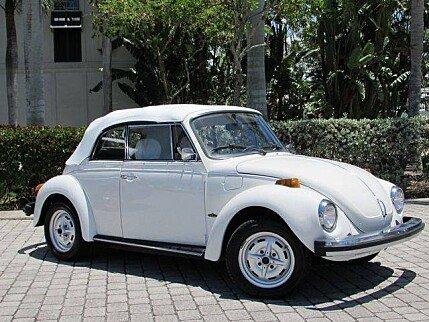 1979 Volkswagen Beetle for sale 100993988