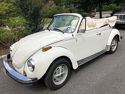 1979 Volkswagen Beetle Convertible for sale 101033575