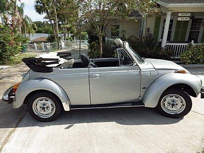 1979 Volkswagen Beetle Convertible for sale 101043301