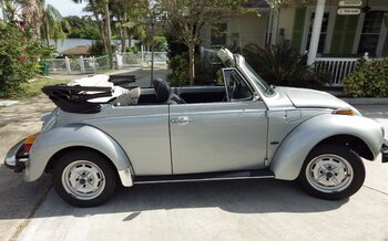 1979 Volkswagen Beetle Convertible for sale 101043301