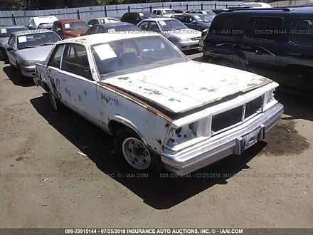 1979 chevrolet Malibu for sale 101015226