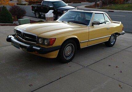 1979 mercedes-benz 450SL for sale 100924397