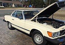 1979 mercedes-benz 450SL for sale 101009051