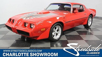 1979 pontiac Firebird for sale 101004309