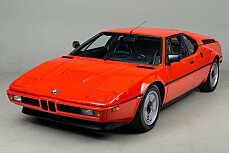 1980 BMW M1 for sale 100737280