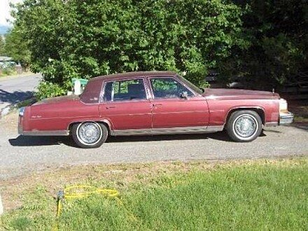 1980 Cadillac Fleetwood for sale 100827089