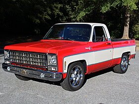 1980 Chevrolet C/K Truck for sale 100922176